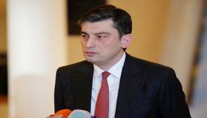 Gürcüstanın baş naziri koronavirusla bağlı əhaliyə müraciət etdi