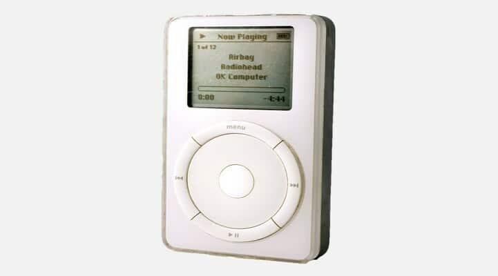İnanmayacaqsız, amma ilk iPod sıfırdan 11 ay ərzində yaradılıb