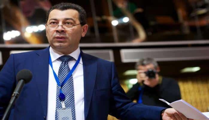 Səməd Seyidov: 'Ermənistan Azərbaycan torpaqlarını işğal edib demokratiyadan dəm vurur'