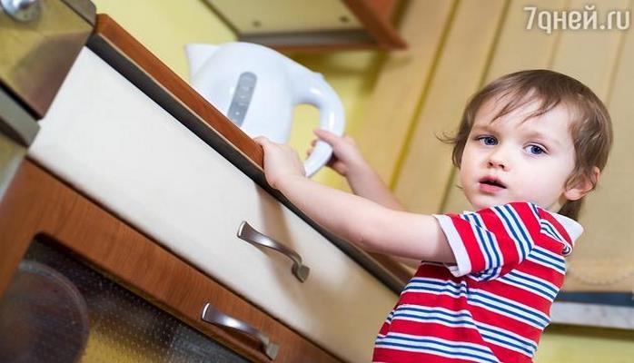 Как оказать ребенку первую помощь