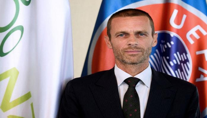 UEFA prezidenti: 'Azərbaycan və Ermənistanla bağlı qərarın dəyişdirilmə vaxtı hələ çatmayıb'
