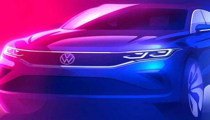 Volkswagen yenilənmiş Tiguan modelinin ilk təsvirini dərc edib
