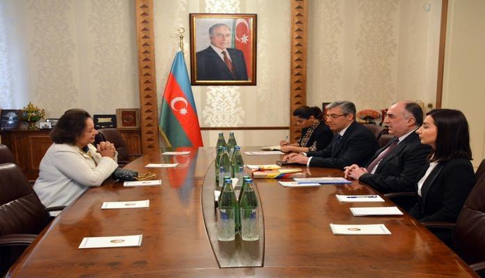 Завершилась дипмиссия временного поверенного в делах Колумбии в Азербайджане