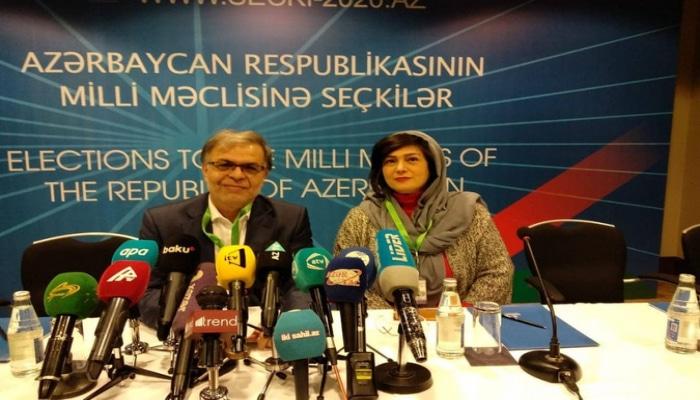 ОИС: Выборы в Азербайджане прошли демократично