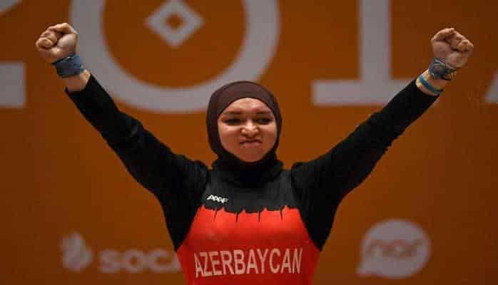 İslamiadanın qalibi olmuş atletimizin cəzasının müddəti bilindi