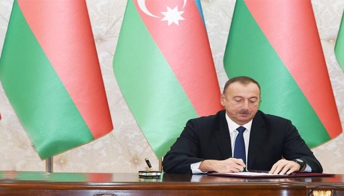 В Азербайджане генералы награждены орденом 'Рашадат'