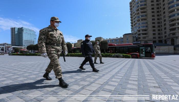 С сегодняшнего дня в Азербайджане продлен особый карантинный режим