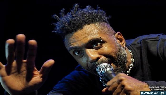 Джазовый исполнитель Омар отметит 50-летие в Баку