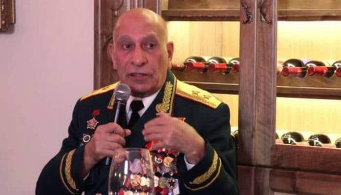 """Erməni general ruslara yalvardı:  """"Xahiş edirəm, Qarabağ məsələsini müharibə ilə həll etməyin…"""""""
