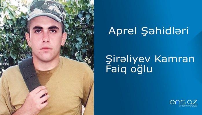 Kamran Şirəliyev Faiq oğlu