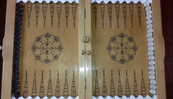 Dünyada nərd və nərd oyunun ixtirasına görə ilk patenti bu azərbaycanlı alıb