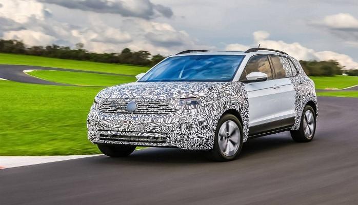 Volkswagen назвал дату дебюта самого маленького кроссовера