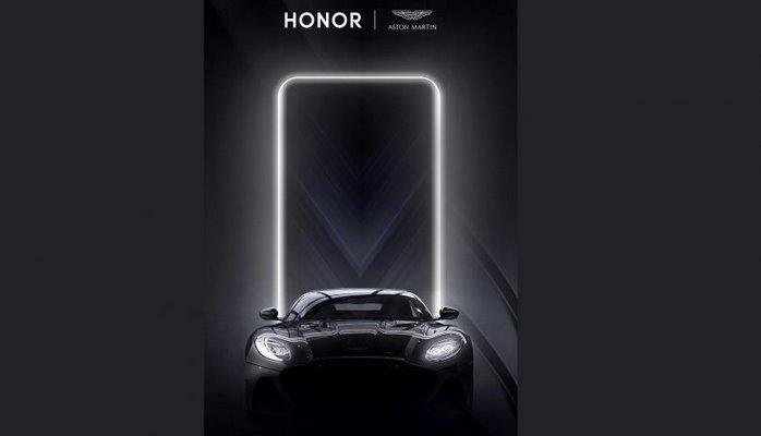 Honor Aston Martin ilə birlikdə unikal smartfon istifadəyə verəcək