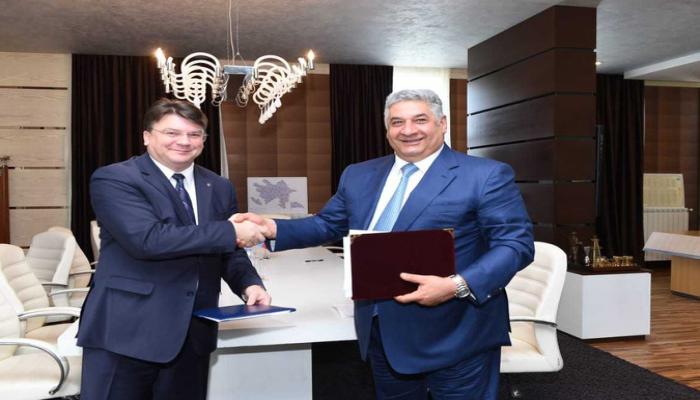 Между Азербайджаном и Украиной подписана Программа сотрудничества
