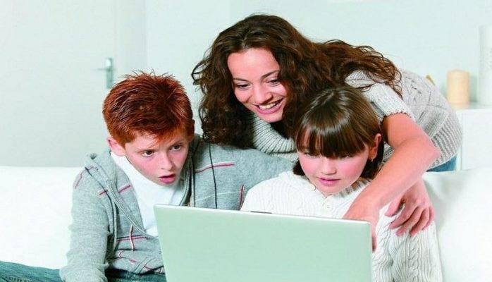 Как защитить ребенка от плохого интернета?