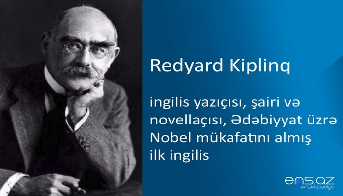 Redyard Kiplinq