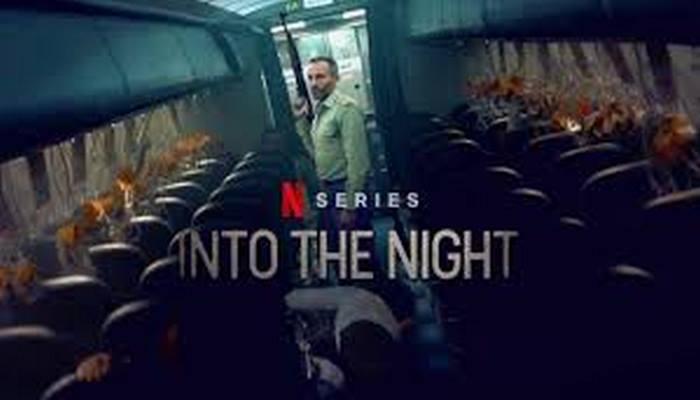 Bir Türk'ün dünyaya meydan okuduğu Netflix dizisi Into the Night