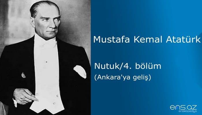 Mustafa Kemal Atatürk - Nutuk/4. bölüm