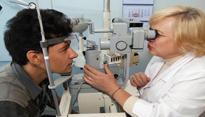Болезни, которые ведут к потере зрения