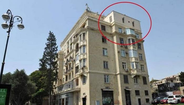 Bakıda sirli bina: 7-ci mərtəbədə kim yaşayaır? (Araşdırma)