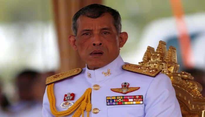 Tailand kralı tacqoyma mərasimi ilə əlaqədar 10 minlərlə məhbusu əfv edib