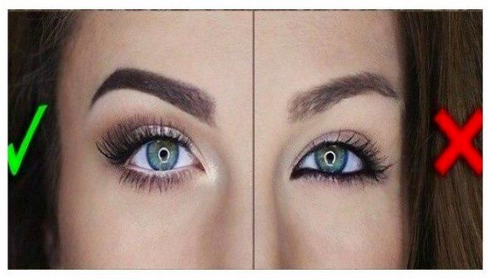 Как увеличить глаза визуально: хитрости макияжа