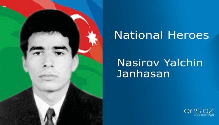 Nasirov Yalchin Janhasan