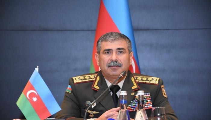 Закир Гасанов: Линия обороны врага прорвана, 7 сел освобождены от оккупации