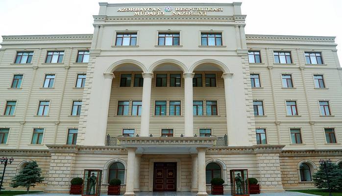 Никакой связи с минобороны Армении не налажено - министерство обороны Азербайджана