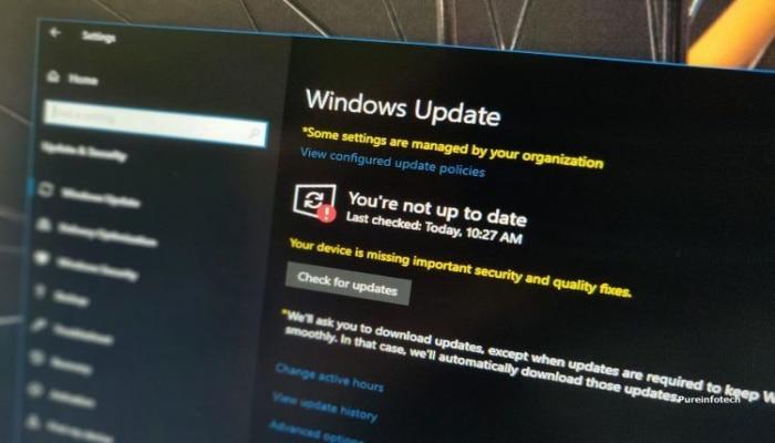 """""""Microsoft"""" """"Windows 10"""" üçün problemli yeniləməni geri çağırıb"""