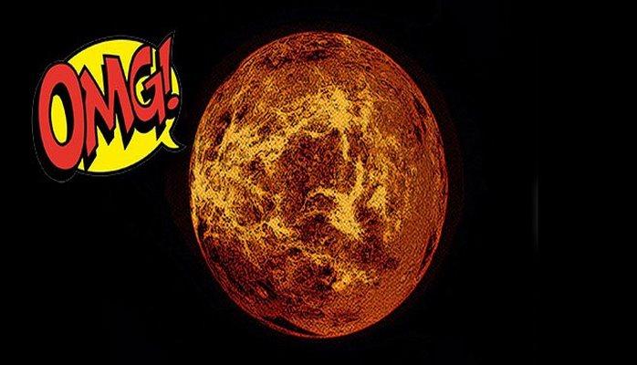 Venüs Gezegeni Hakkında 30 Şaşırtıcı Gerçek