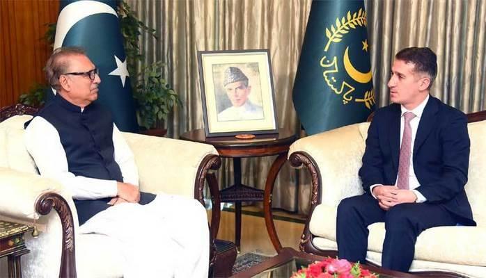 Президент Пакистана: Мы всегда будем поддерживать Азербайджан