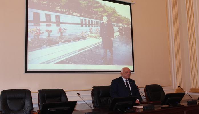 Трагедия 20 Января является яркой страницей героической летописи истории Азербайджана