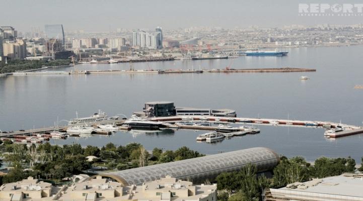 Где будет расположен новый центральный район Баку?
