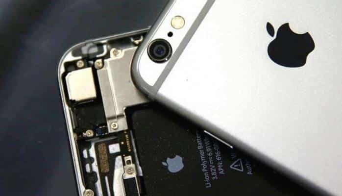 """""""Apple"""" bükülən """"iPhone"""" smartfonlarının hazırlanması üzrə işə başlayıb"""