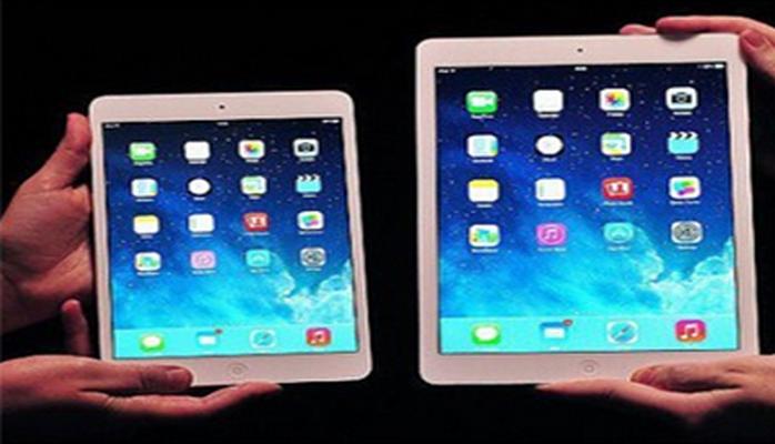 """""""iPad Air"""" və """"iPad Mini"""" planşetləri nümayiş edilib"""