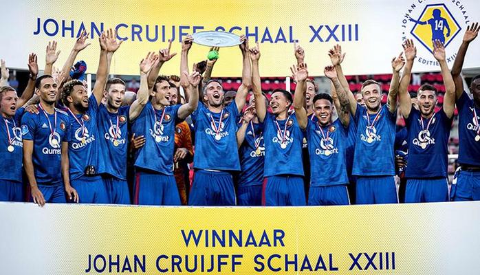 Hollandiya Superkubokunun qalibi müəyyən olunub