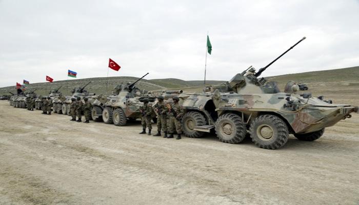 Турция поставит в Азербайджан современное вооружение и военную технику