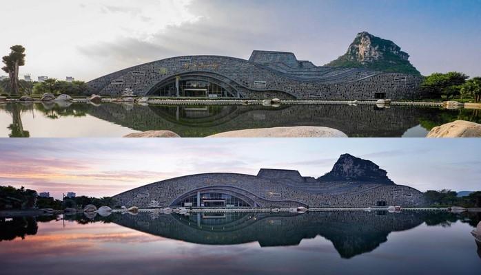 В гармонии с природой: культурный комплекс в Китае
