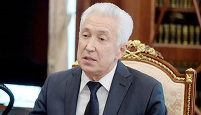 Главой Дагестана избран Владимир Васильев