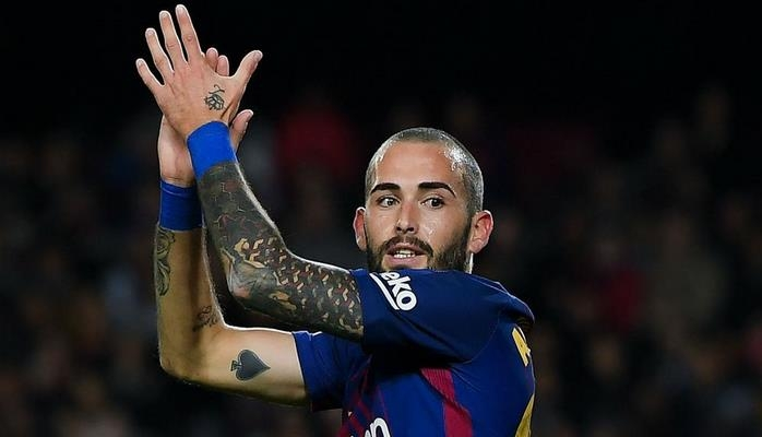 "Aleyş Vidal ""Barselona""dan ayrıldı"