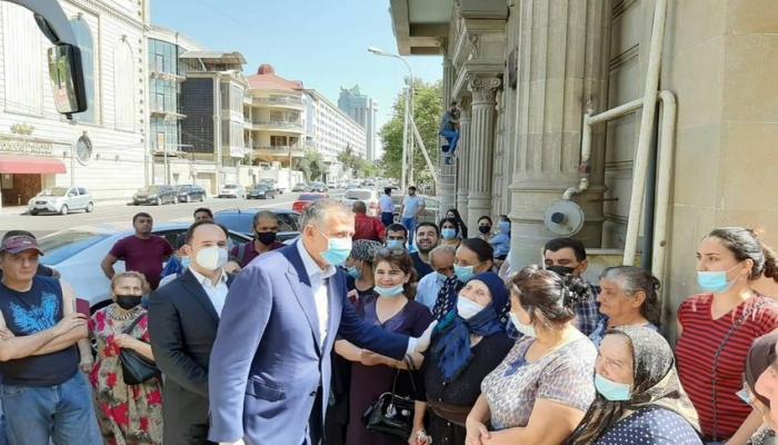 Gürcüstan Azərbaycandan 2 500-ə yaxın vətəndaşını təxliyə edib