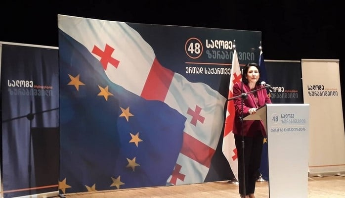 Кандидат в президенты: Азербайджанцы Грузии должны непременно сохранить свой родной язык