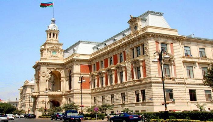 В ИВ Баку создана инвентаризационная комиссия