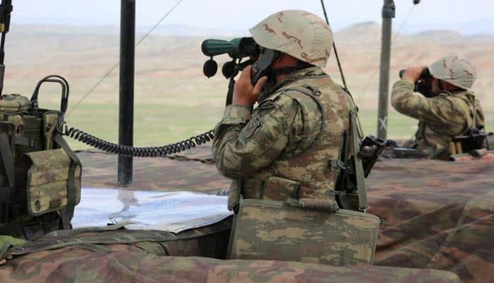 Azərbaycan Ordusunun Naxçıvanda təlim toplantısı keçirilib