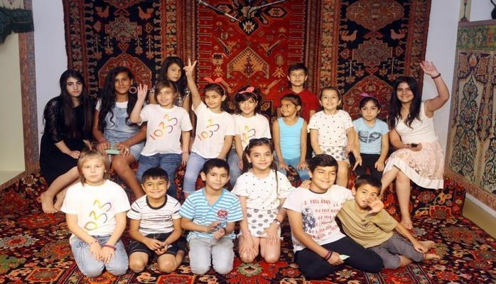 Sosial Sığınacaq və Reabilitasiya Müəssisəsinin uşaqları üçün Xalça Muzeyinə ekskursiya təşkil olunub
