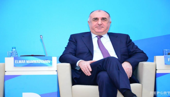 Elmar Məmmədyarov: 'Artıq erməni lobbisi də Ermənistanın gələcəyinə inanmır'