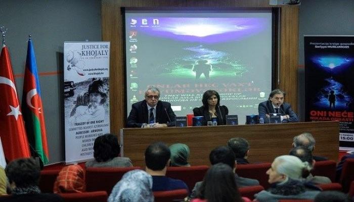 В Боснии и Герцеговине почтили память жертв Ходжалинского геноцида