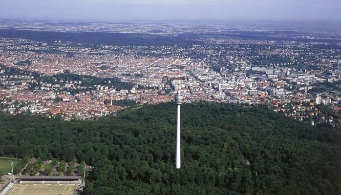 """Штутгарт — """"культурнейший"""" город Германии"""