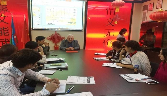 В Университете языков отметили традиционный китайский праздник